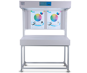 CC120 Color Viewer Color Light Box Table