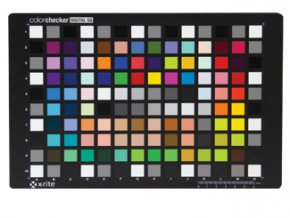 Digital ColorChecker SG Color Card Test Chart